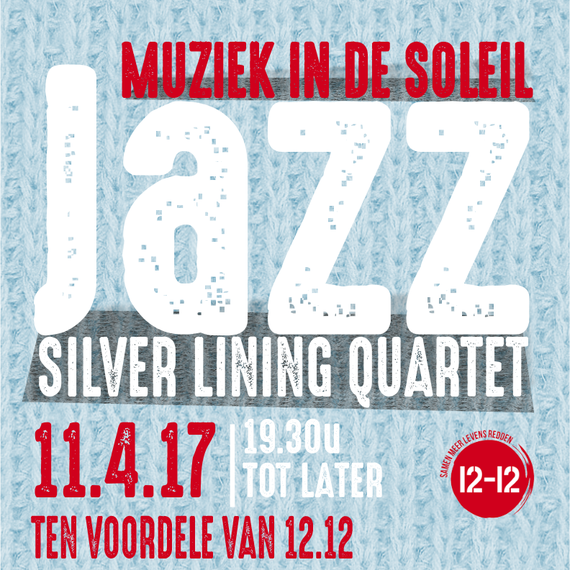 Jazz in Aalst, in de Soleil Voor 12-12