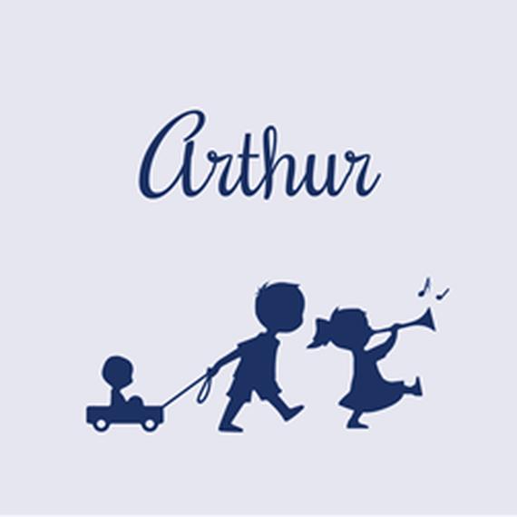 Geboorte Arthur