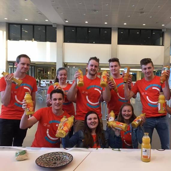 Fairtrade Ontbijt Solidariteit Campus Turnhout
